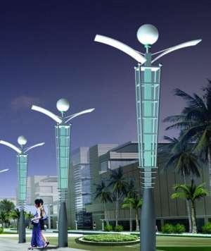 汕头城区5个出入口完成景观灯饰亮化改造漯河